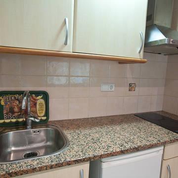 Voorbeeld keuken Appartementen Royal