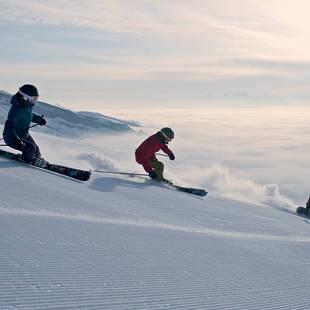 Ski Snowboard LAAX