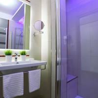 Cico Boutique Hotel - Voorbeeld badkamer comfort