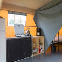 Safaritent Rent a Tent Taupe