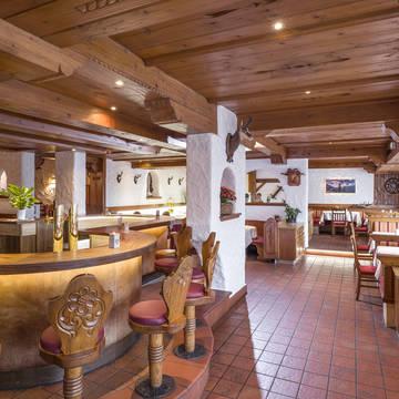 Bar en restaurant Hotel Panorama