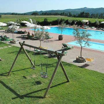 Zwembad Fattoria Casabianca