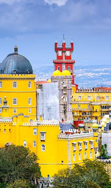 8-daagse autorondreis Van Algarve tot Fatima en terug