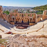 Athene - Dionysos Theater