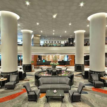 Lobby Narai Hotel