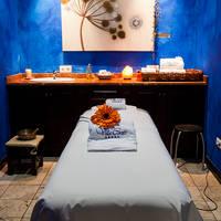 Massageruimte spa