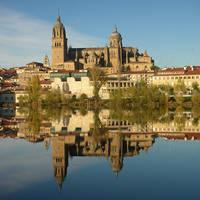 kathedraal in Salamanca