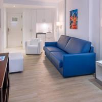 Woonkamer suite