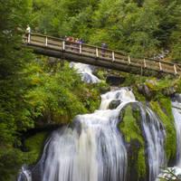 Zwarte Woud - Triberg watervallen