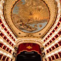 Teatro San Merlo op ca. 15 minuten wandelen