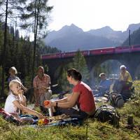 Zwitserse trein