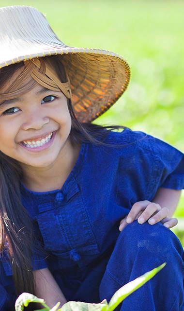 10-daagse privé rondreis met chauffeur & gids Thailand met de kinderen