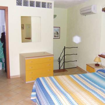 voorbeeld kamer Appartementen Cefalu Centro