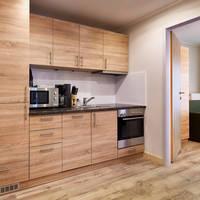 Voorbeeldkamer keuken