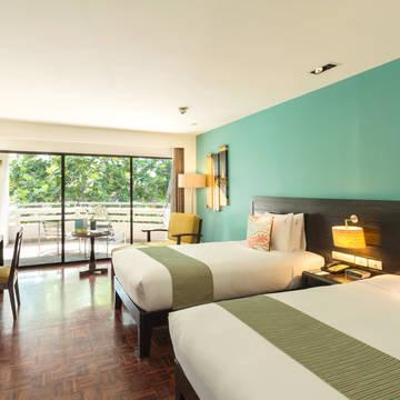 Voorbeeld Superior Kamer The Regent Cha-Am Beach Resort