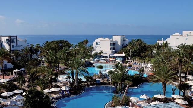 Zwembad Hotel Seaside Los Jameos Playa