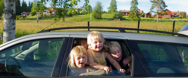 Autovakantie Zweden - Foto: Joha Willner