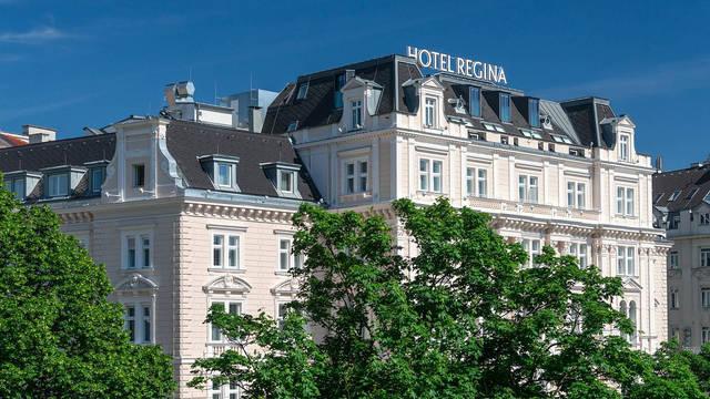 Extrieur Hotel Regina
