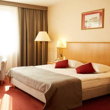 Superiorkamer Hotel Scandic Wroclaw