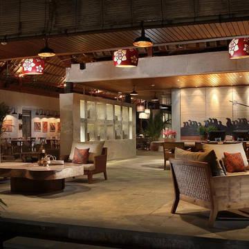 lounge Alaya Ubud - Asian Dream