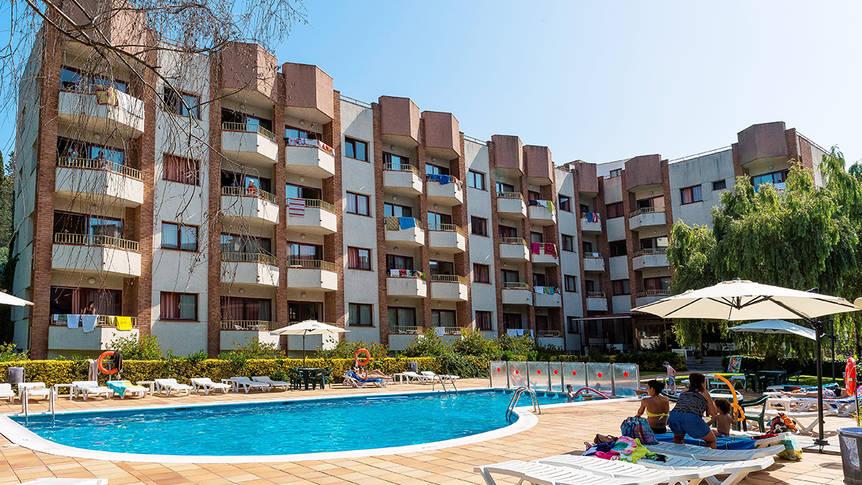 Zwembad Appartementen Las Mariposas