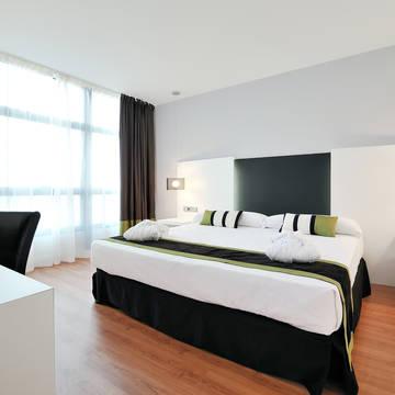 Kamer Hotel Vincci Malaga