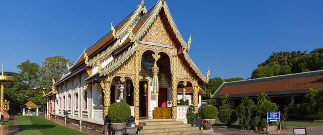 Tempel Wat Phra That Haripunchai Woramahawihan