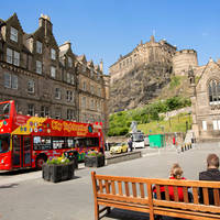 Edinburgh Hop on/off Tour
