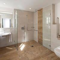 Voorbeeldbadkamer Komfort