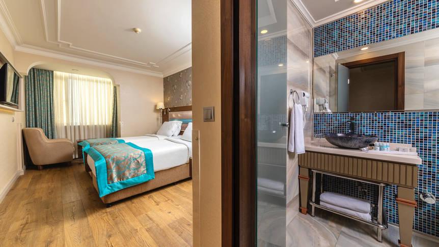 Standaard kamer Hotel Grand Yavuz