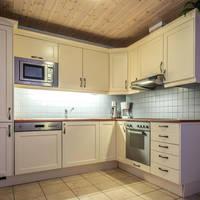 4-kamerappartement keuken voorbeeld