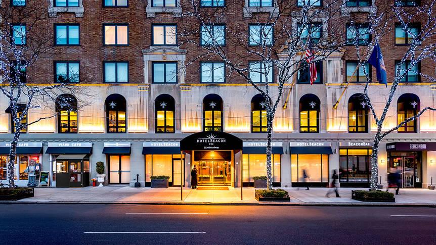 Exterieur Hotel Beacon