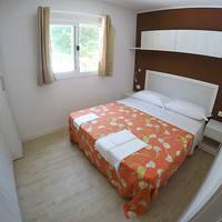 Chalet Deluxe slaapkamer