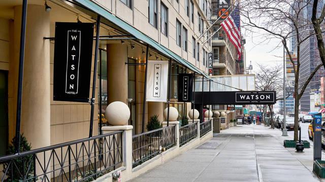 Entree Hotel The Watson