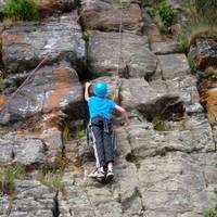 Gålå - klimmen