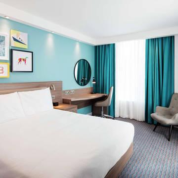 Kamer Hotel Hampton by Hilton Belfast City Centre