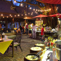 thailand khao lok bhandari resort dining