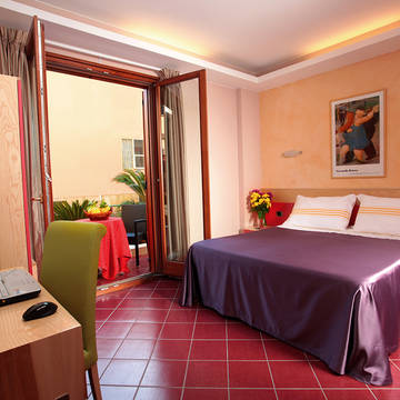 Voorbeeldkamer Hotel Diana