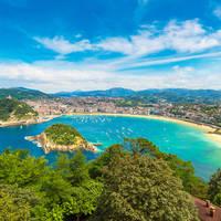 10 daagse vlieg busrondreis Noord Spanje en Picos de Europa