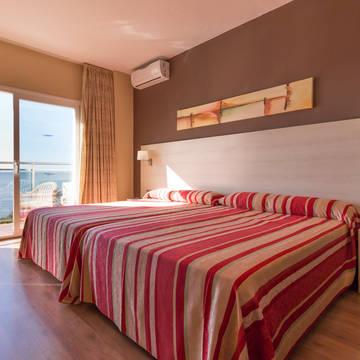 Voorbeel Superiorkamer Hotel Best Siroco