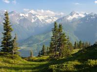 Uitzicht vanaf Kitzbüheler