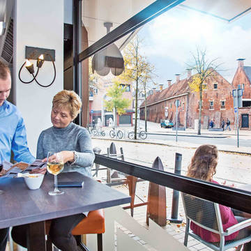 Restaurant City Hotel Groningen