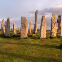 Isle of Lewis - Callanish Standing Stones