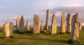 Isle of Lewis - Callanish Standing Stones