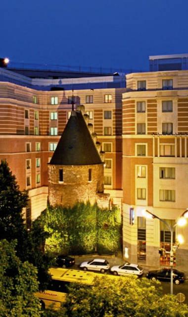 Hotel Novotel Brussels Centre
