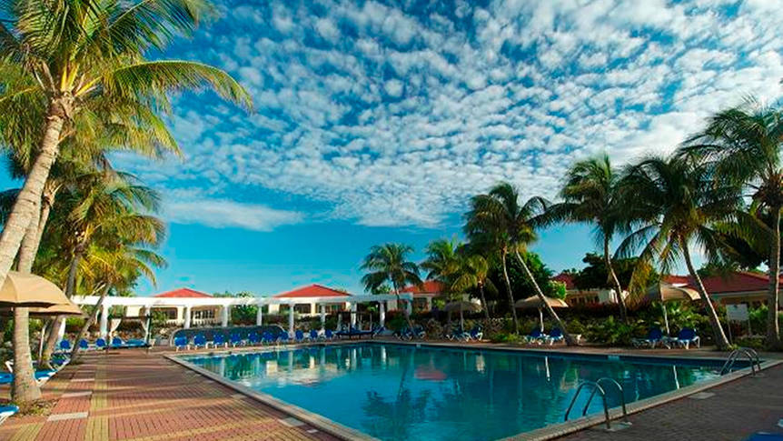 Zwembad Livingstone Jan Thiel Resort