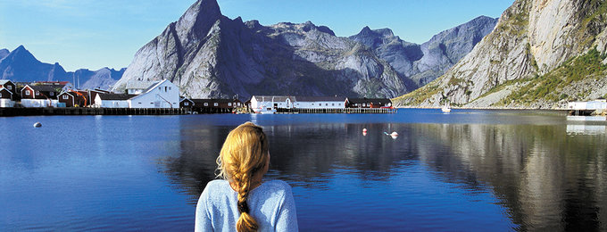 Fly-drive Noorwegen