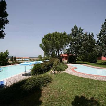 Zwembad 2 Agriturismo La Collinella