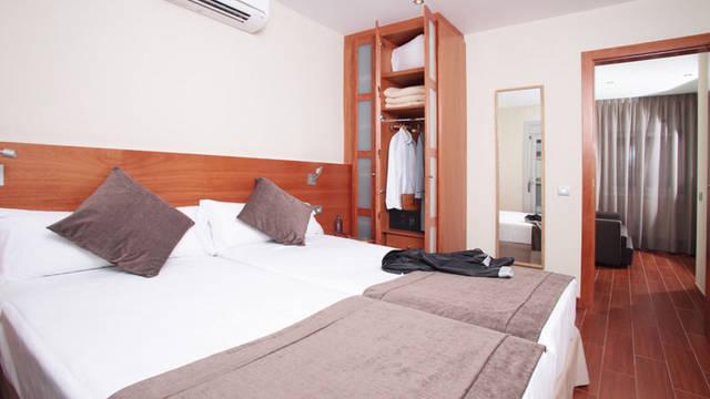Slaapkamer Appartementen Madanis