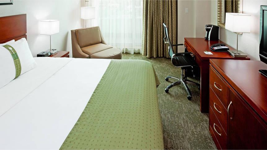 Kamer Hotel Holiday Inn Long Island City Manhattan View